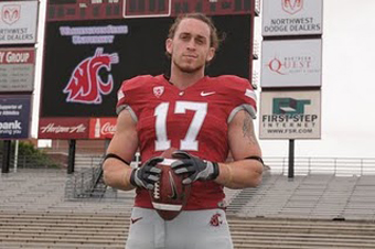 Washington State's Alex Hoffman-Ellis photo